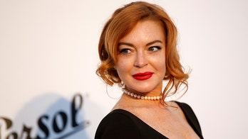 Lindsay Lohan to star in Netflix Christmas romcom as 'spoiled hotel heiress'