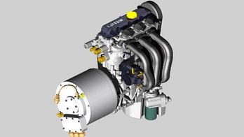 Lotus to Build Range Extender Engine for Hybrids