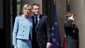 Macron isn't the only one — experts say they're seeing more men date older women