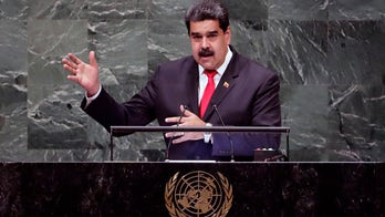 Venezuela's Maduro says he is 'ready' to meet Trump in surprise UN speech