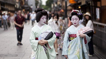 The truth about modern day geishas