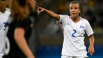 US women's soccer forward Mallory Pugh achieved sixth-grade goal with Women's World Cup win