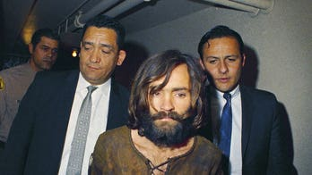 Man who says he's Charles Manson's grandson films infamous cult leader's funeral for doc: 'This is my story'