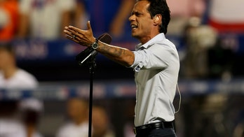 Marc Anthony Addresses All-Star Game Viewers Complaints That He's Not American