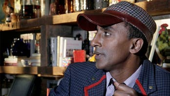 Marcus Samuelsson on how his inspiration is a melting pot of flavors