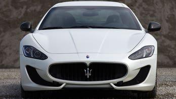 Maserati patrol car raises police suspicions