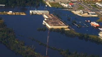 Historic North Carolina town devastated by Matthew's floods