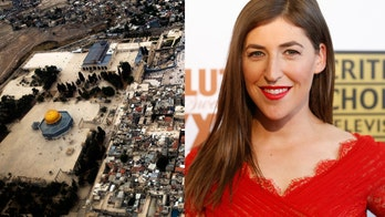 Mayim Bialik: It's hard to stay focused with Israel on my mind