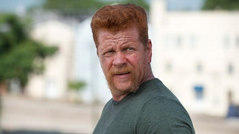 'Walking Dead' actor Michael Cudlitz opens up about talk with his father that shaped his life