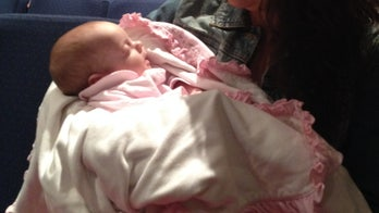A Mother's Day story: How Lindsey became a mom when a baby was handed to her at church