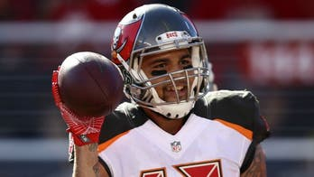 Buccaneers superstar wide receiver on Tom Brady: 'He's already up there as one of my favorite teammates'