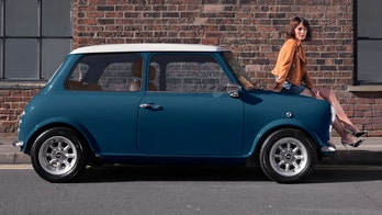 David Brown Mini Remastered is a resurrected classic