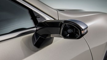 Don't look back: Lexus launching first digital side view mirrors