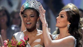Congratulations Miss Angola! Latinas Dominate Audience Voting