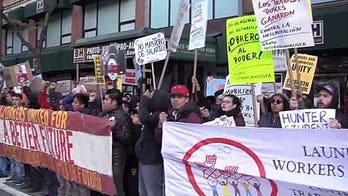 Hispanic workers at B&H store to unionize as claims of unfair labor conditions persist