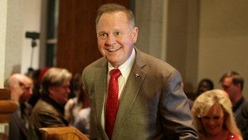 Alabama Senate hopeful Roy Moore blasts Washington Post reports