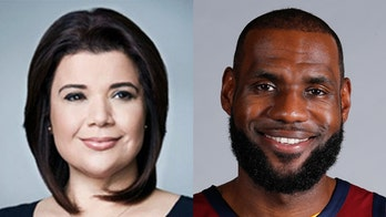 CNN analyst Ana Navarro tweets, deletes doctored pic of LeBron James hating on Trump
