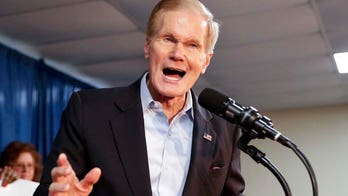 Ethics complaint on Russia hacking claim hangs over Dem Sen. Nelson in re-election fight