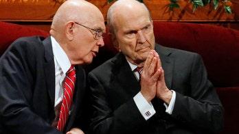 Mormon church appoints ex-surgeon, 93, as president