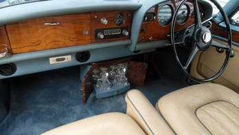 Rare 1965 Rolls-Royce Silver Cloud with rock 'n' roll pedigree to go under the hammer for $225,000