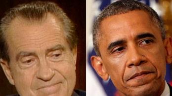 Nixon vs. Obama: Yes, Nixon was bad but Obama is worse