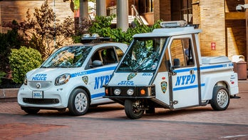 NYPD plans to expand Smart car fleet to replace scooters
