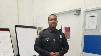 Georgia man reveals 100-pound weight loss after training to become cop