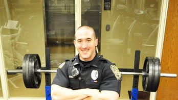 Police officer diagnosed with brain cancer returns to force