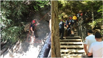 UC Berkeley Law student slips, believed dead at Oregon waterfall