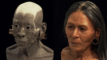 Archaeologists reconstruct face of ancient, 1,200-year-old Peruvian queen