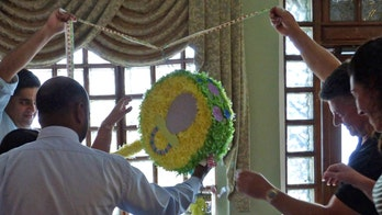 New Piñata Craze Born Thanks To Growing Popularity Of 'Gender Reveal' Parties