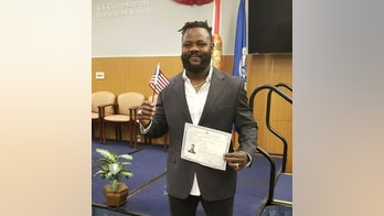 Minnesota Twins closer leaves game early to become US citizen