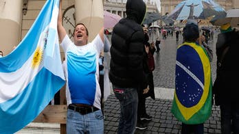 Brazilians Have Mixed Feelings Over New  Argentinean Pope