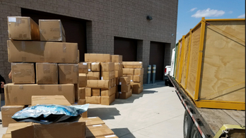 Wyoming Highway Patrol officials seize more than $7M worth of marijuana during traffic stop