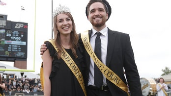 Purdue holds gender-neutral homecoming, honoring 'royalty' rather than king, queen