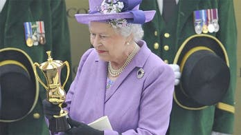 $300,000 bottle service that gets you an audience with the Queen of England