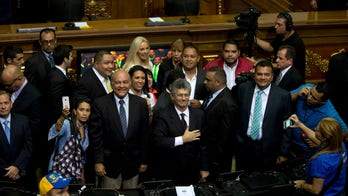 Venezuela's new Assembly leader promises to stand firm against Chavismo