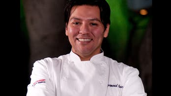 Sizzling Latino Chef: Ray Garcia, One of L.A.'s Top Chefs