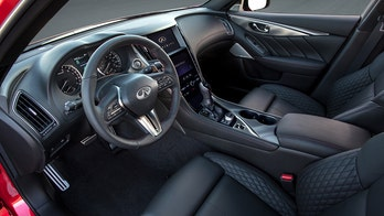 Infiniti's drive-by-wire system gets upgraded in 2018 Q50 Red Sport 400