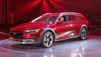 The 2018 Buick Regal is now a hatchback and a wagon