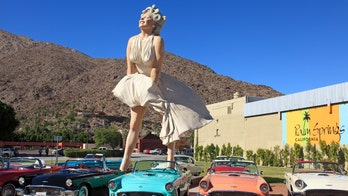 'Forever Marilyn' statue to face California protest as it moves to new home: report