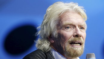 Richard Branson is hiring someone to live on his private island in the Caribbean