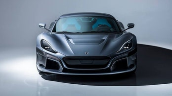 Porsche buys 10 percent stake in electric supercar maker Rimac