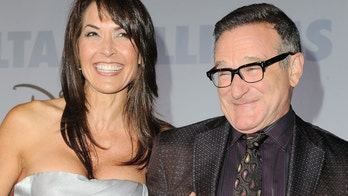 Robin Williams' widow says he had an 'invisible monster' chasing him for months before death
