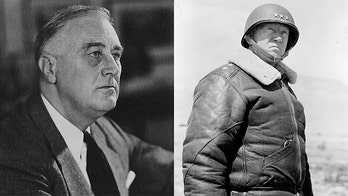 Roosevelt and Patton -- Two Americans who helped save the Free World