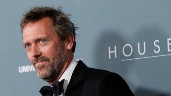 鈥楬ouse鈥� alum Hugh Laurie jokes he pretended 鈥榯o be a doctor鈥� longer than it would've taken to become one