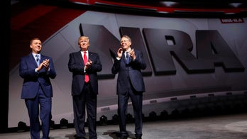 Ahead of NRA speeches by Trump, Pence hypocritical media get it wrong on gun ban