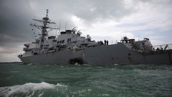 Navy scrapping touchscreen controls on destroyers after deadly collisions: report