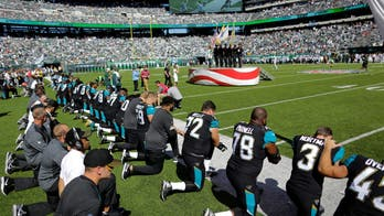 Trump tackles the NFL and national anthem: A timeline