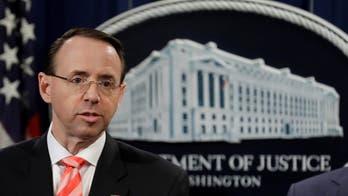 FBI lawyer's testimony at odds with Rosenstein denial on 'wire' report